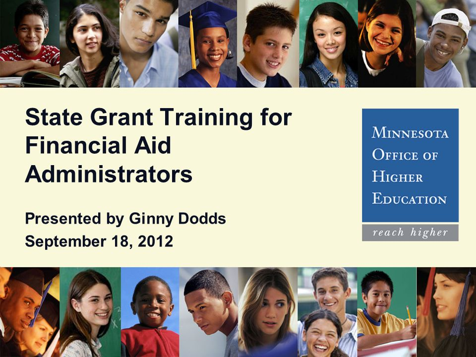 Eligibility Screening State Grant On-Line Hold Report –OHE downloads ISIRs each night –Data written to schools on-line hold report each night if: Student has new hold/warning or released hold; and School listed on ISIR or DDS record previously submitted by school –School notified via email if data added/revised –School can print comprehensive report or alter date range to select only new/revised records