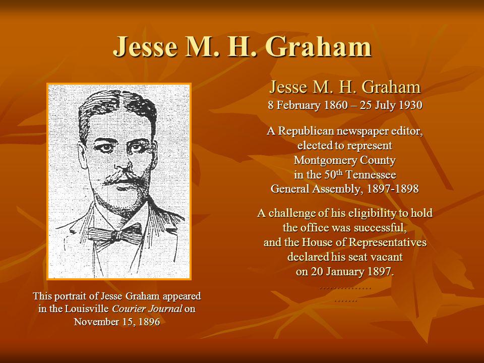 Jesse M. H.
