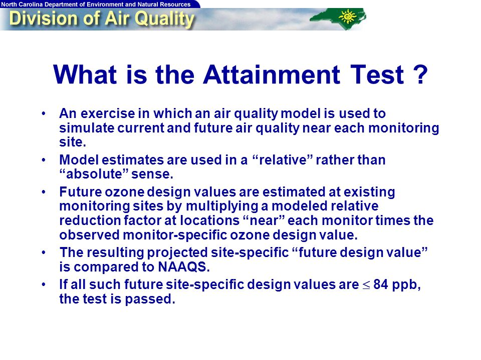 46 What is the Attainment Test .