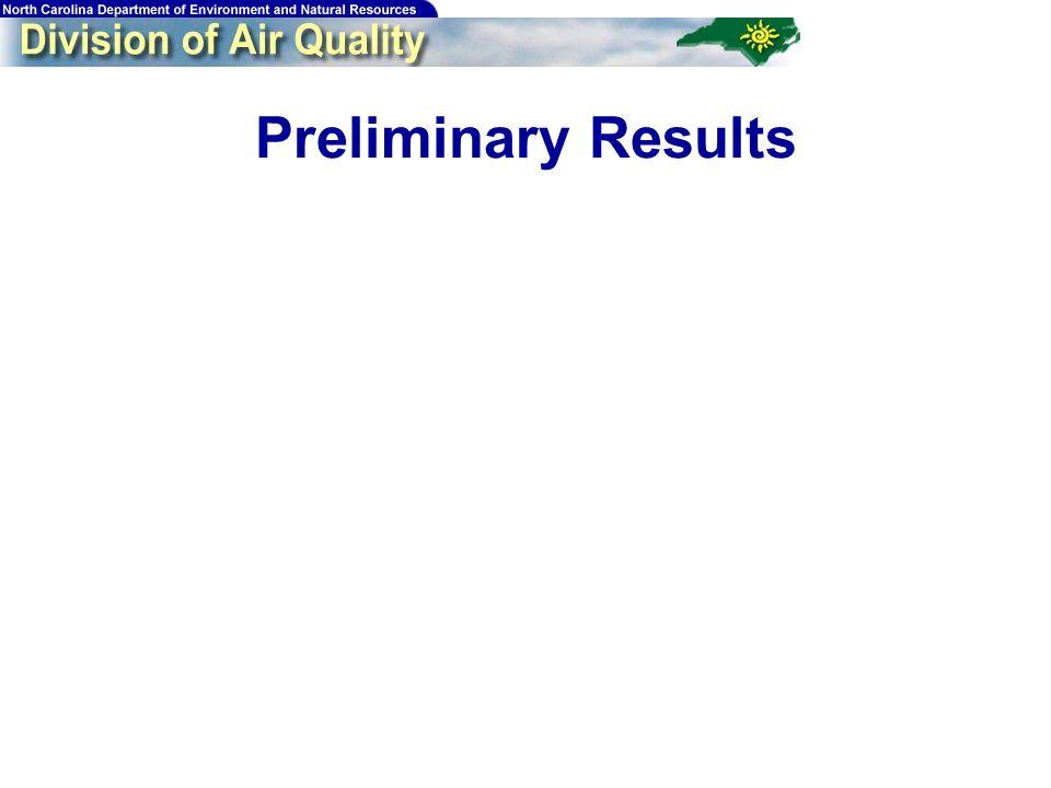 72 Preliminary Results