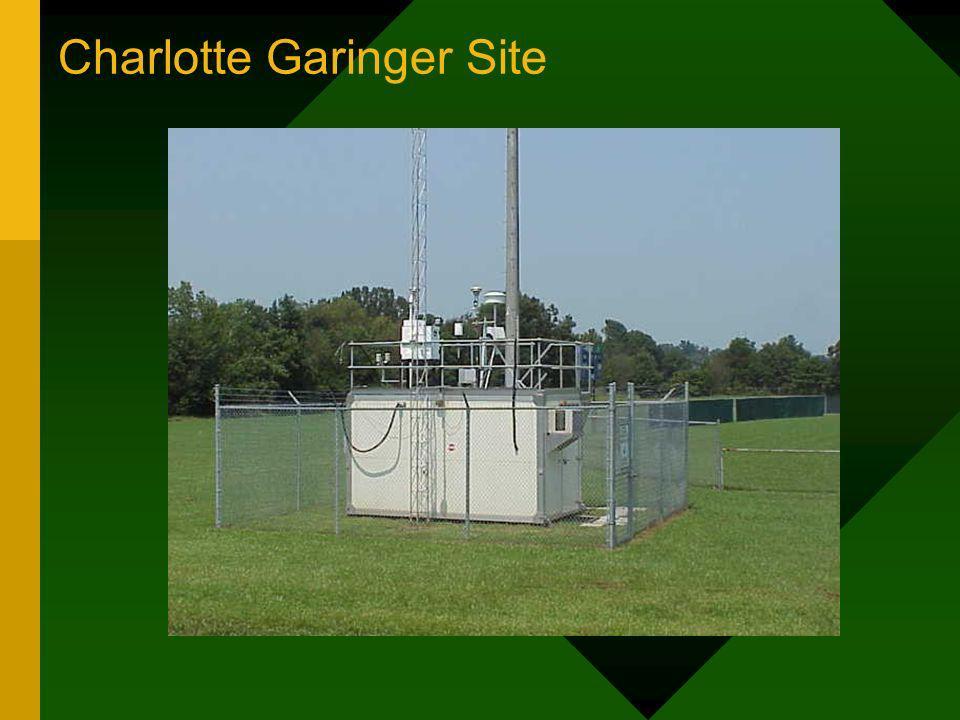 Charlotte Garinger Site