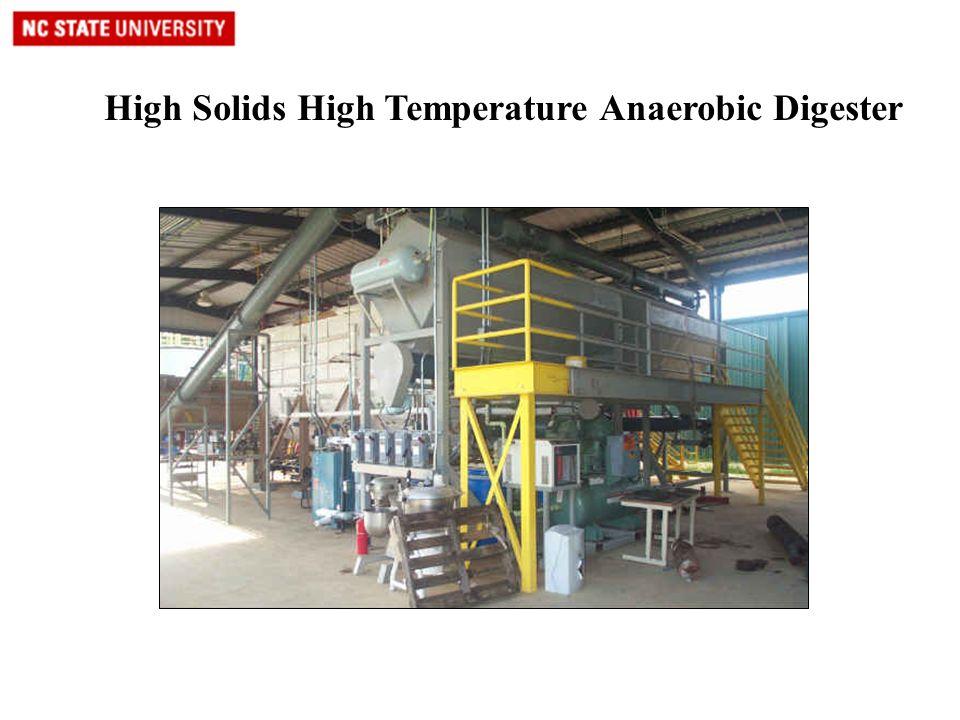 High Solids High Temperature Anaerobic Digester
