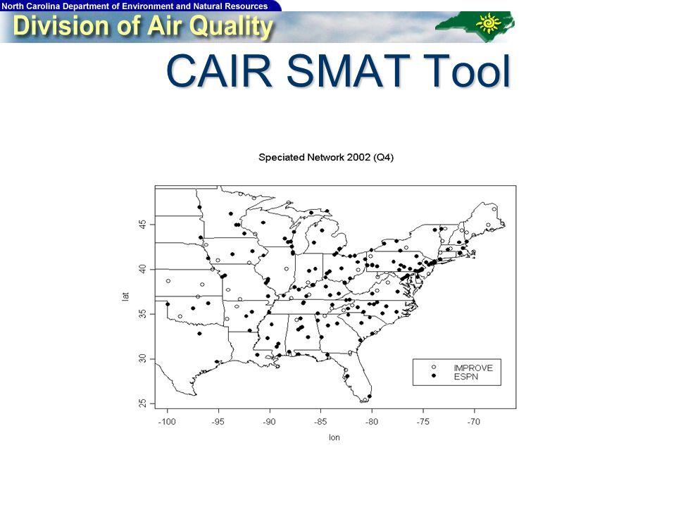 CAIR SMAT Tool