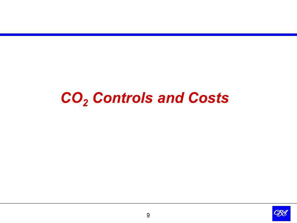 9 CO 2 Controls and Costs