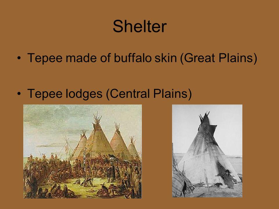 A Native American Project Presentation