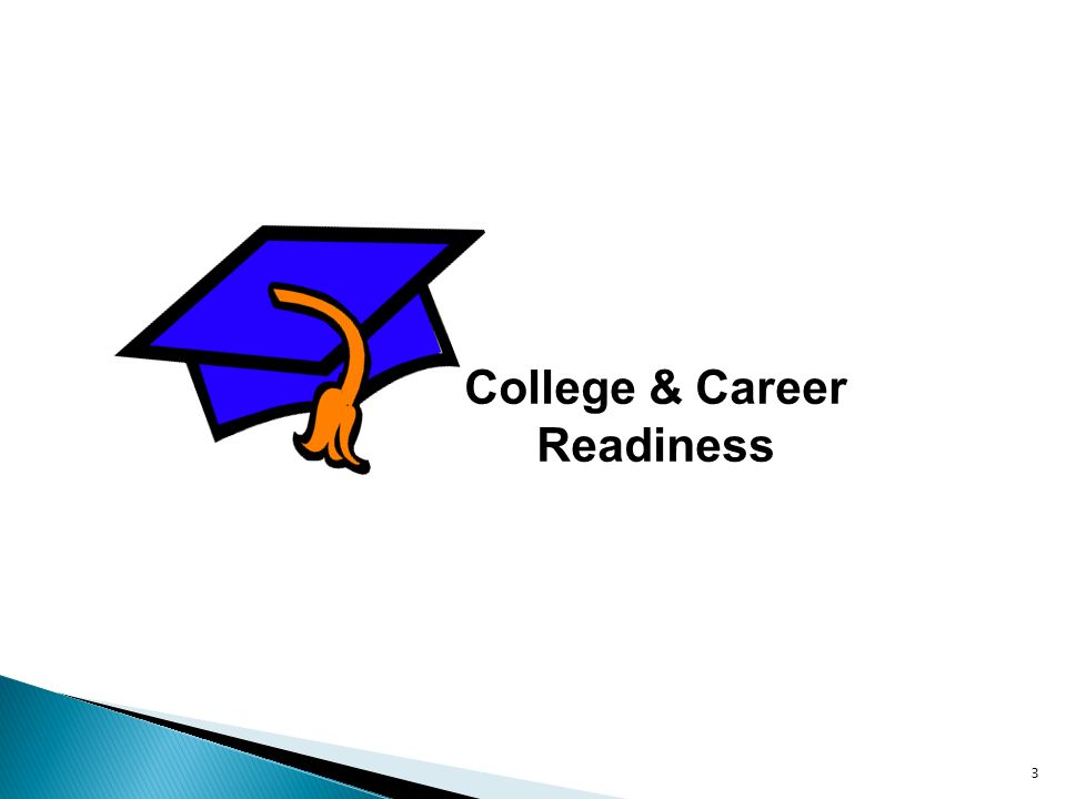 College & Career Readiness 3