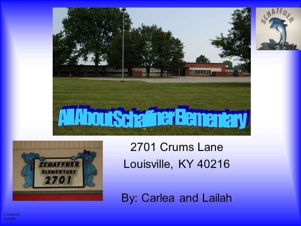 All Schaffners Awards We are a Kentucky Pace Setter School.