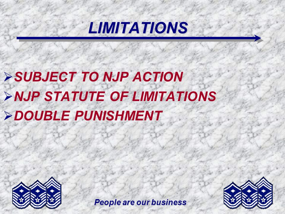 People are our business APPELLATE AUTHORITY RENDERS DECISION INDIVIDUAL ACKNOWLEDGES RECEIPT NECESSARY ACTION TAKEN & UIF DECISION ARTICLE 15 PROCEEDINGS (APPEAL PROCESS)