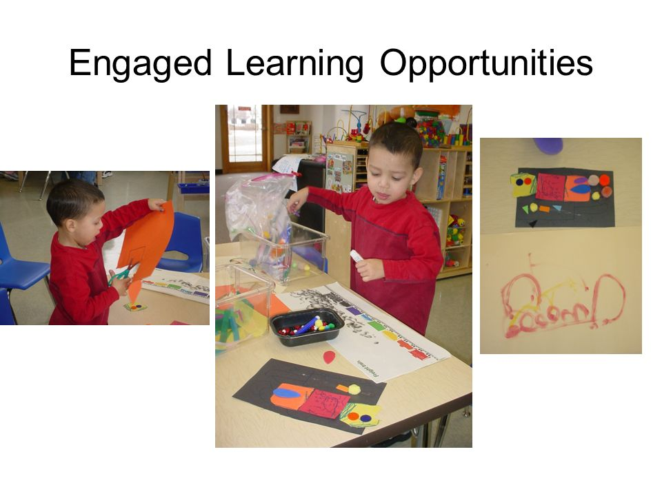Engaged Learning Opportunities