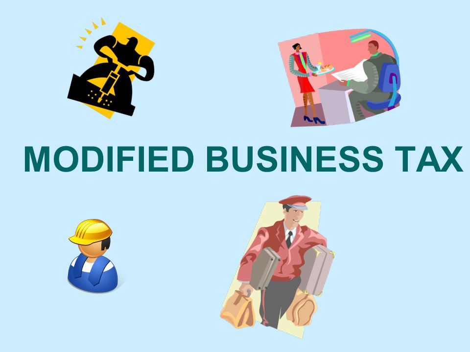 Business entities are subject to Modified Business Tax in one of two categories: General – NRS 363B Financial Institutions – NRS 363A