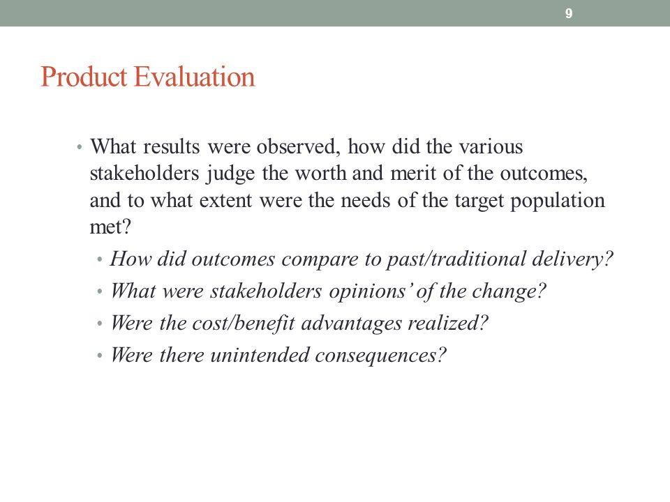 Proposed Framework Stufflebeams CIPP framework for program evaluation Context Inputs Process Product 10