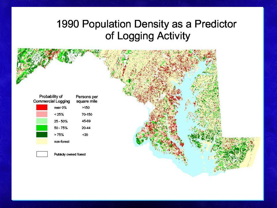 Logging probability