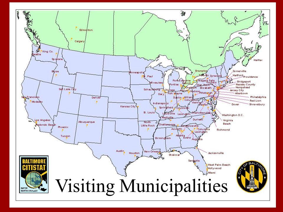Visiting Municipalities