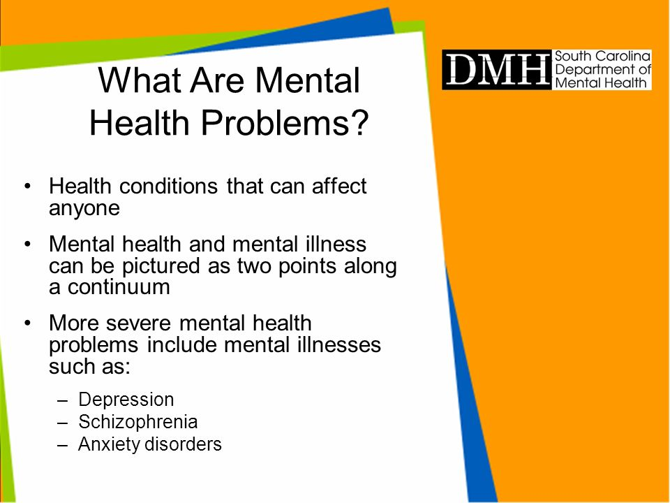 Why Is Mental Health an Important Issue.Good mental health makes good sense.