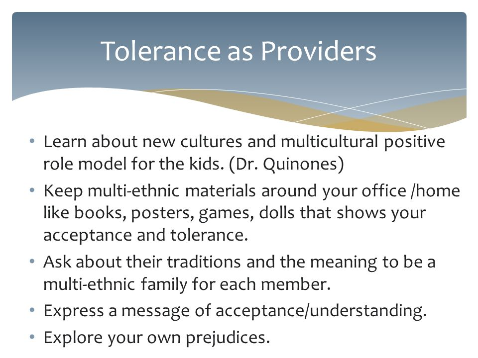 Learn about new cultures and multicultural positive role model for the kids.