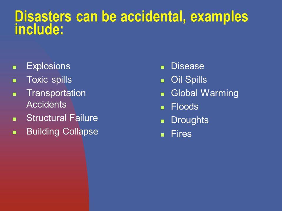 Types of Disasters - Accidental Train Derailment Graniteville, SC 2005