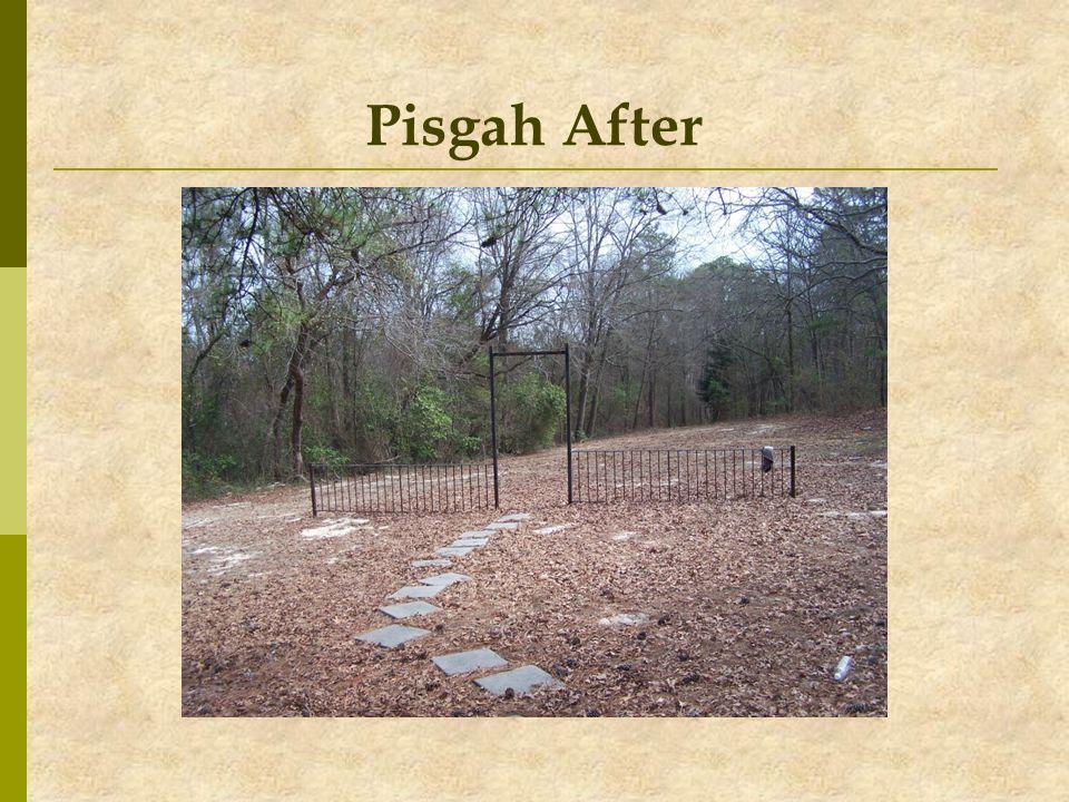 Pisgah After