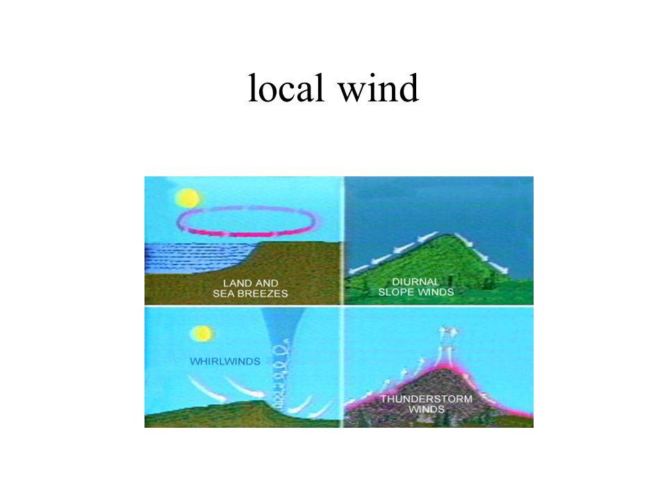local wind