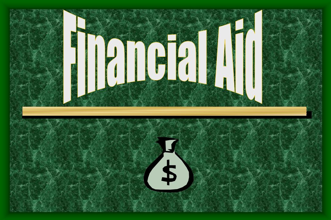 We will try to answer: What is financial aid.Who can get it.