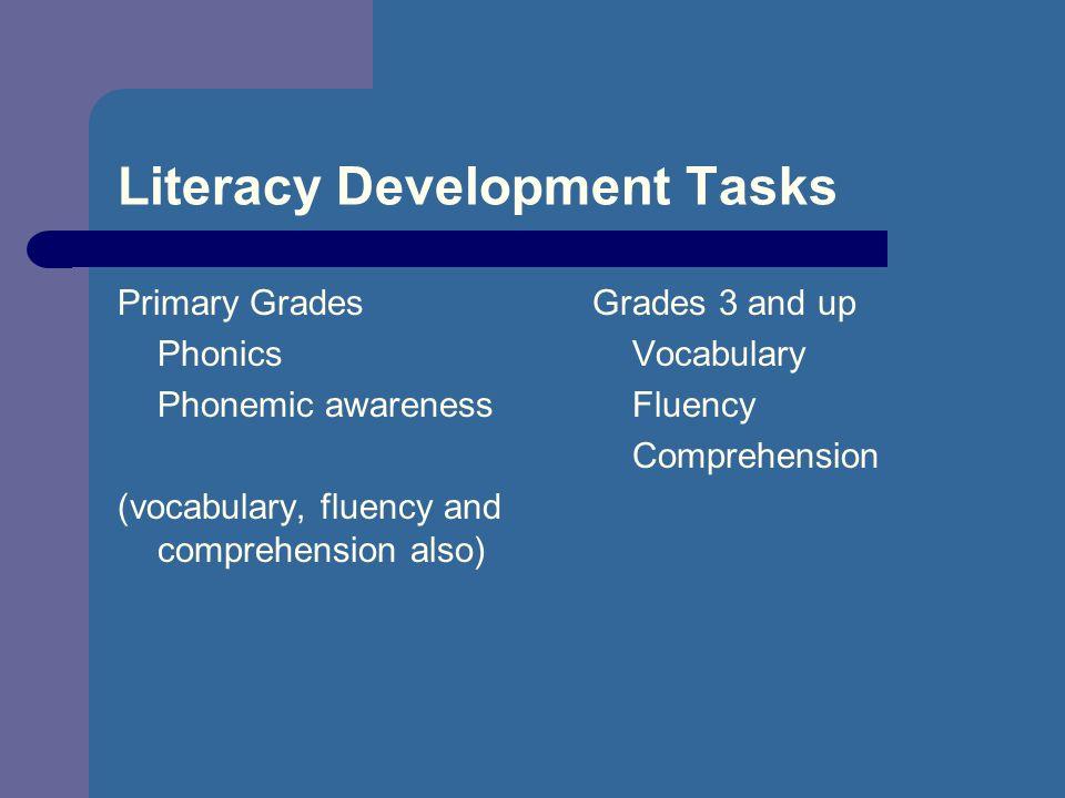 Literacy Coach: Professional development, materials, resources, data study