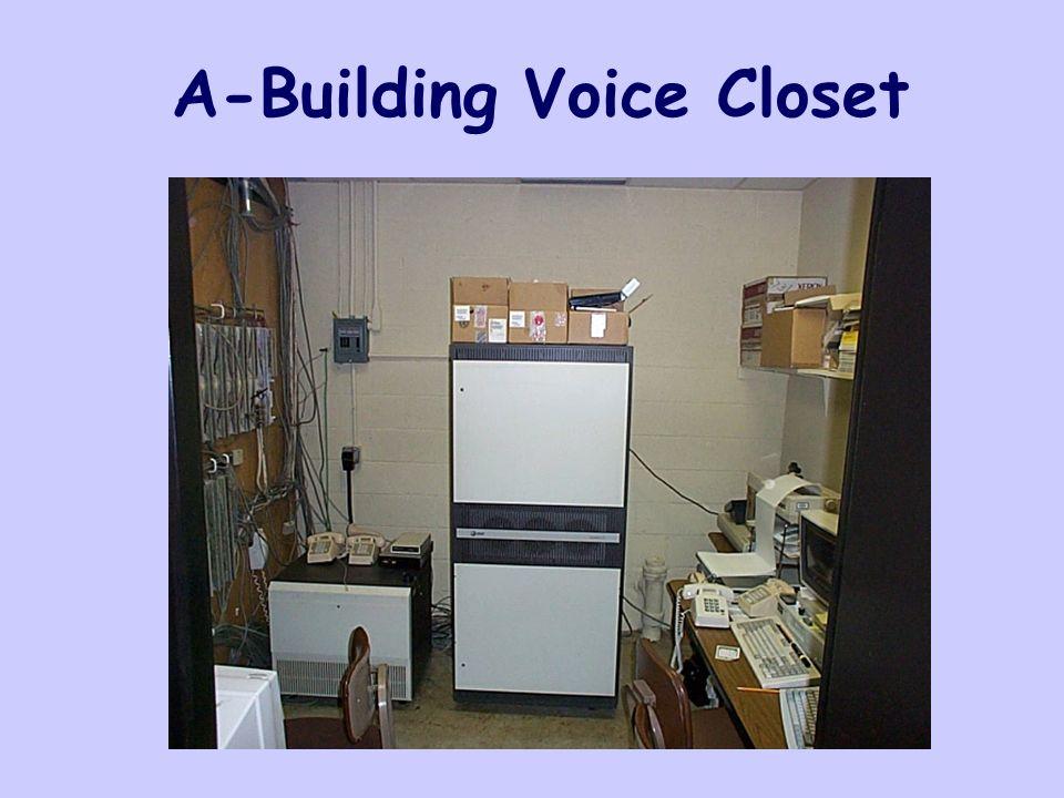 A-Building Voice Closet
