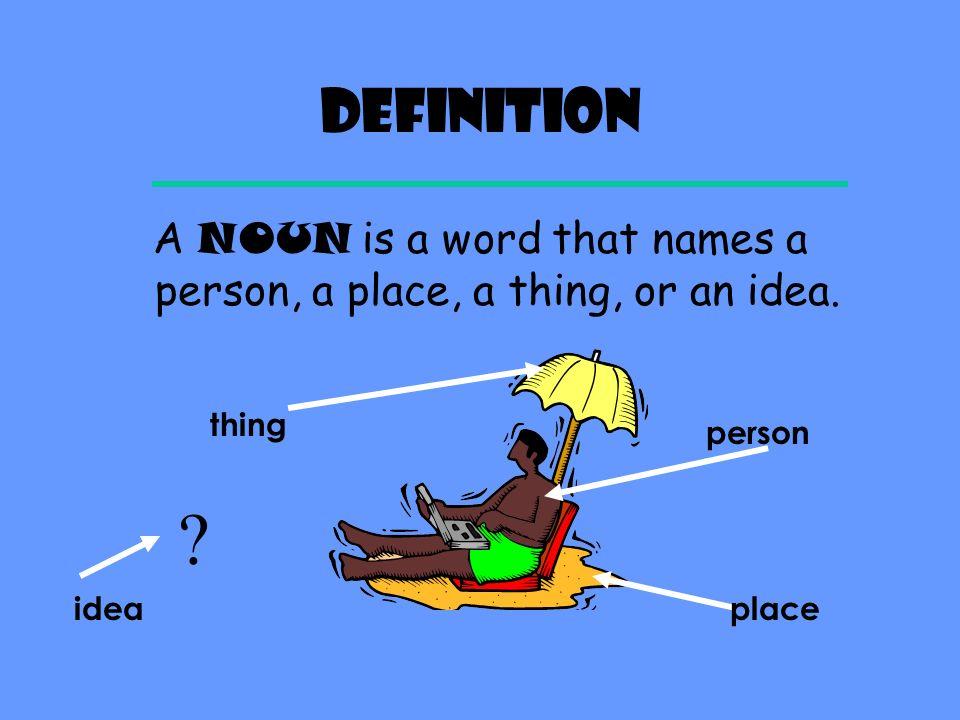 Grammar : Types of Nouns Manning – Language Arts