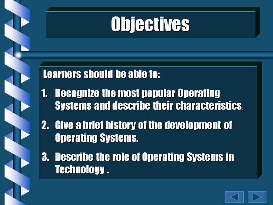 OS CHARACTERISTICS 1. Multi-user. 2. Multi-processing. 3. Multi-tasking.