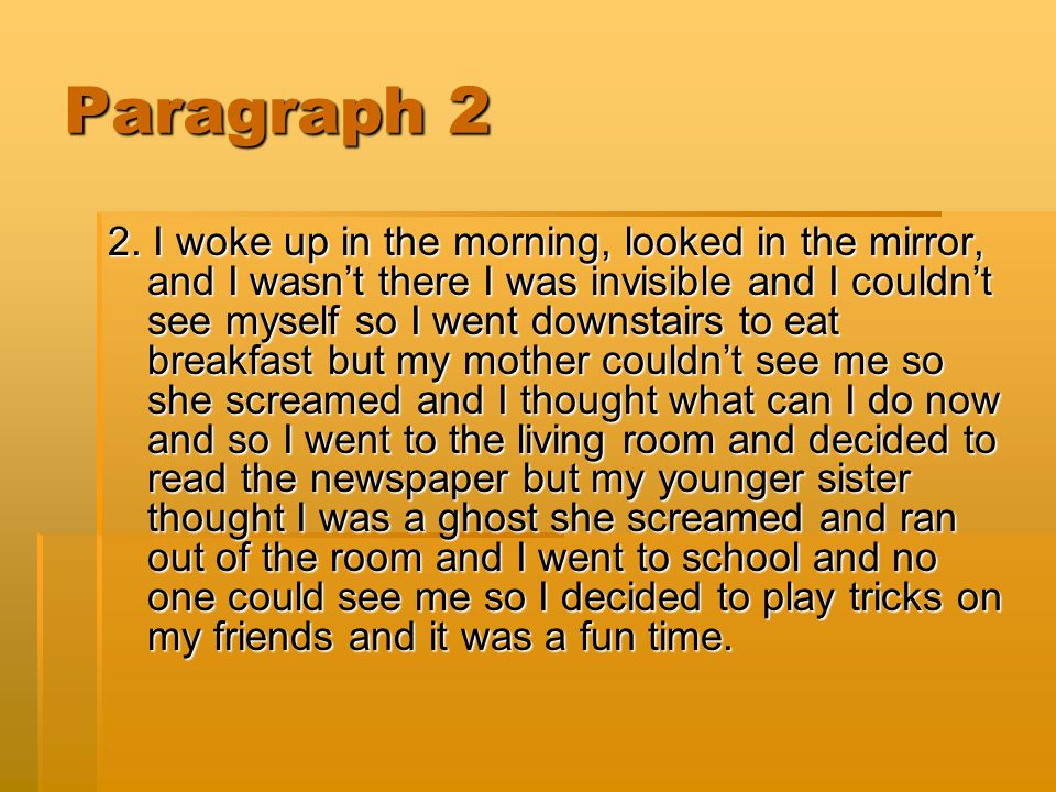 Composition: Details which do NOT support 8.Everyone loves to hear a story(1).