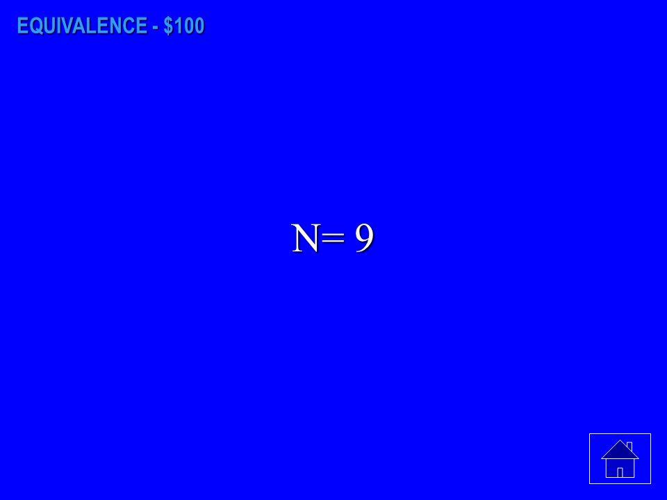 TERMS - $500 Repeating decimal
