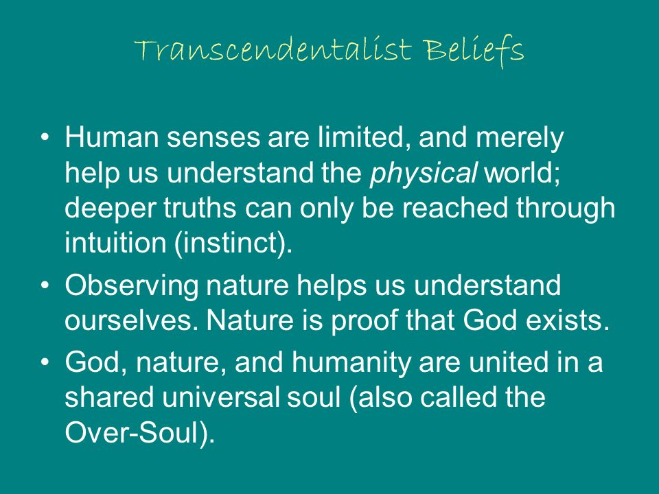 Where did it come from.Transcendentalism began as a reform movement in the Unitarian church.