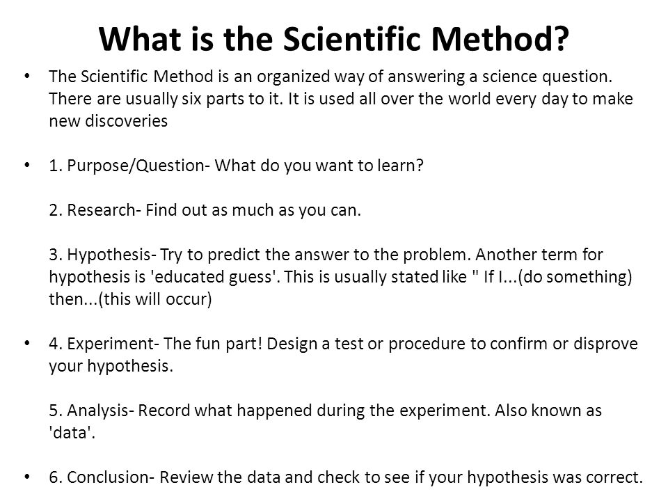 Theory : a set of related hypotheses that have been tested and confirmed many times by many scientists.