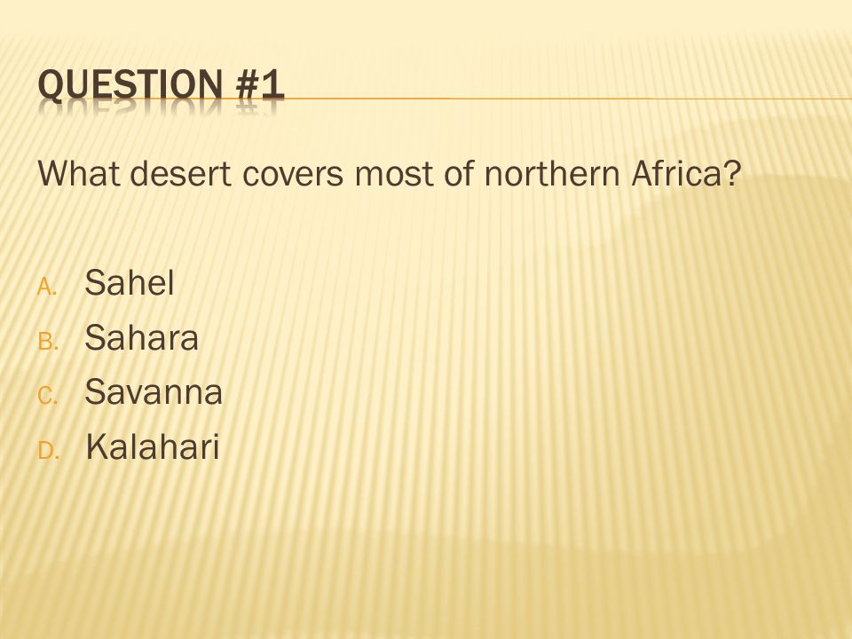 What is desertification.A. Spread of desert area B.