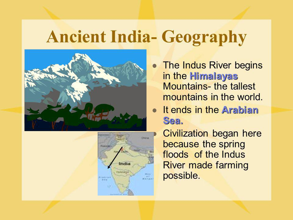 Ancient India- Geography Harappan Civilization, Harappa.