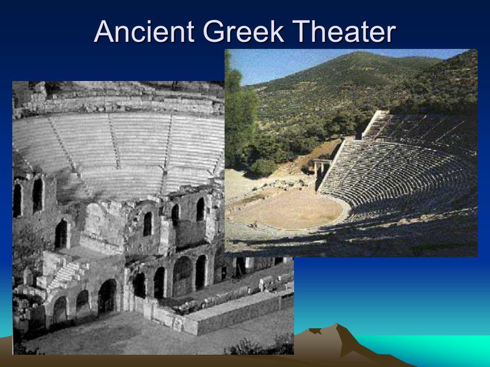 Greek Landscape and Architecture