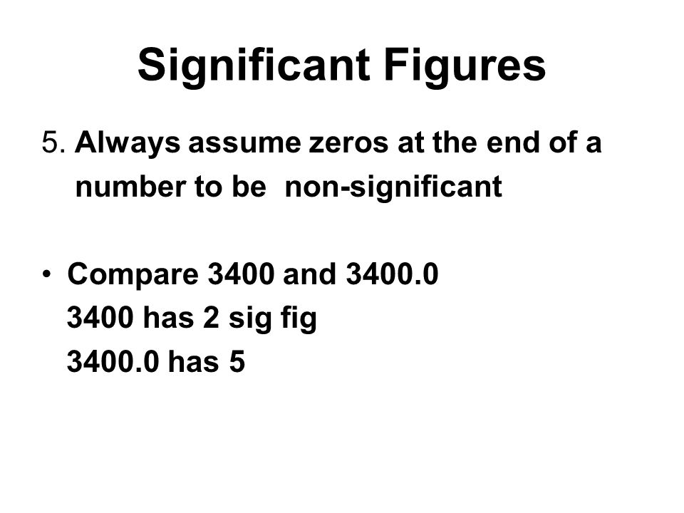 Addition and Subtraction When adding or subtracting numbers, the answer should have as many places of decimal as the smaller or smallest place of decimal in the numbers being added or subtracted.