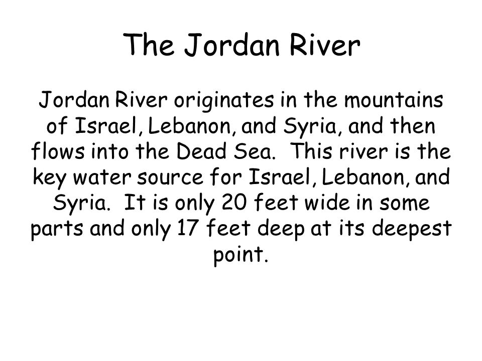 The Tigris River The Tigris and Euphrates Rivers are like twins, starting in the mountains of Turkey and running parallel to each other in some places.