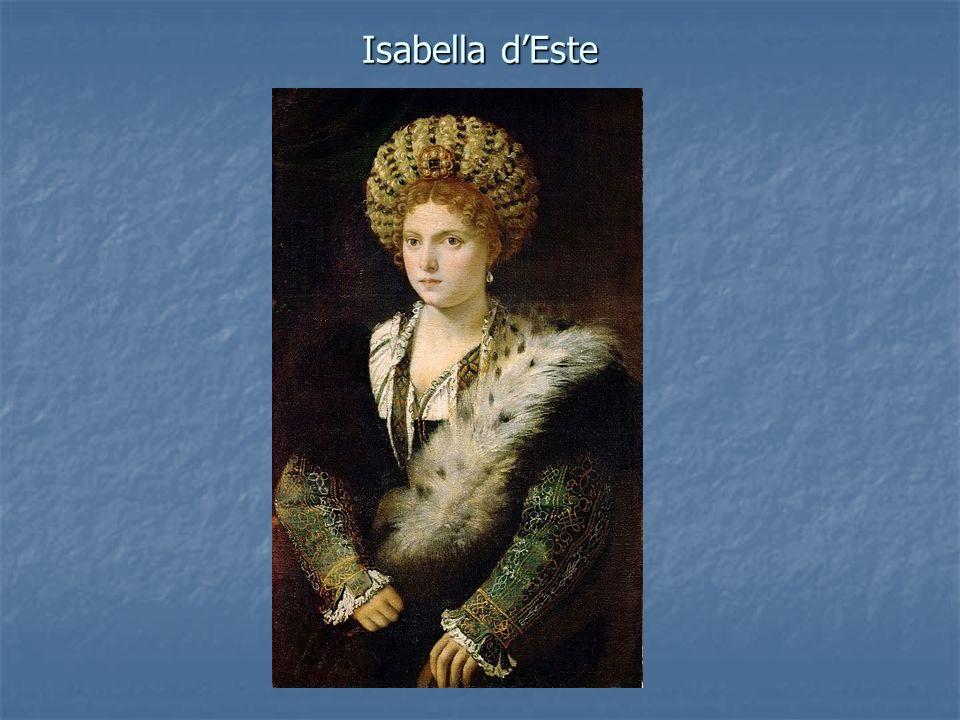 Isabella dEste