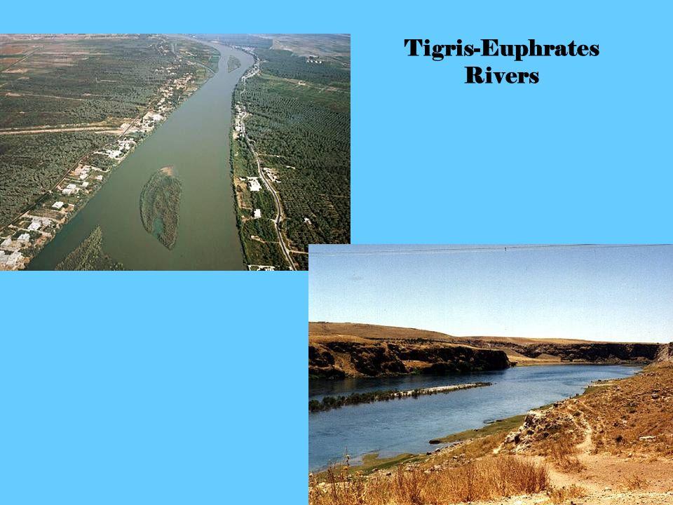 Tigris-Euphrates Rivers