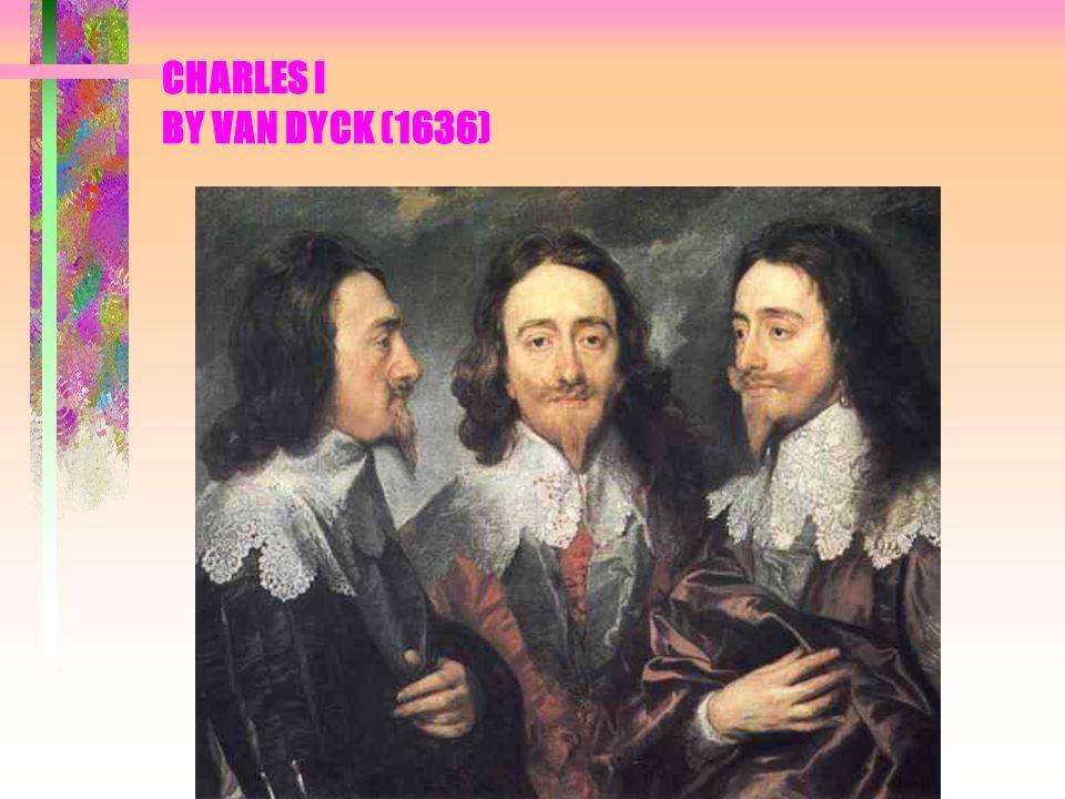 CHARLES I BY VAN DYCK (1636)