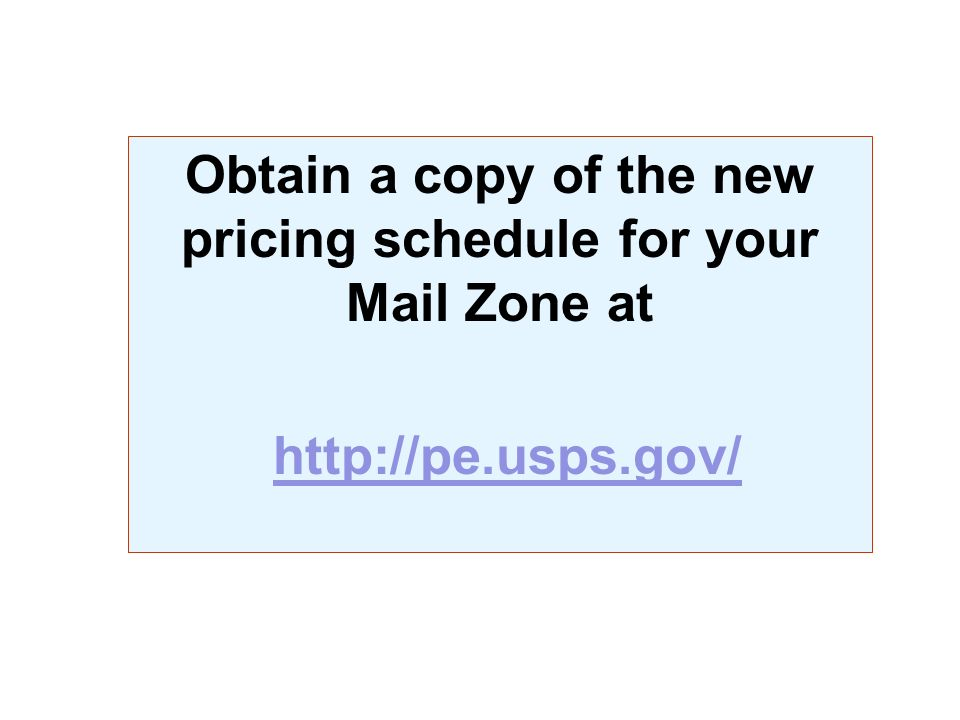 The following are examples only. Please verify exact postage from your facility. 1 specimen card in an envelope (Letter) will now cost $0.41 to ship.