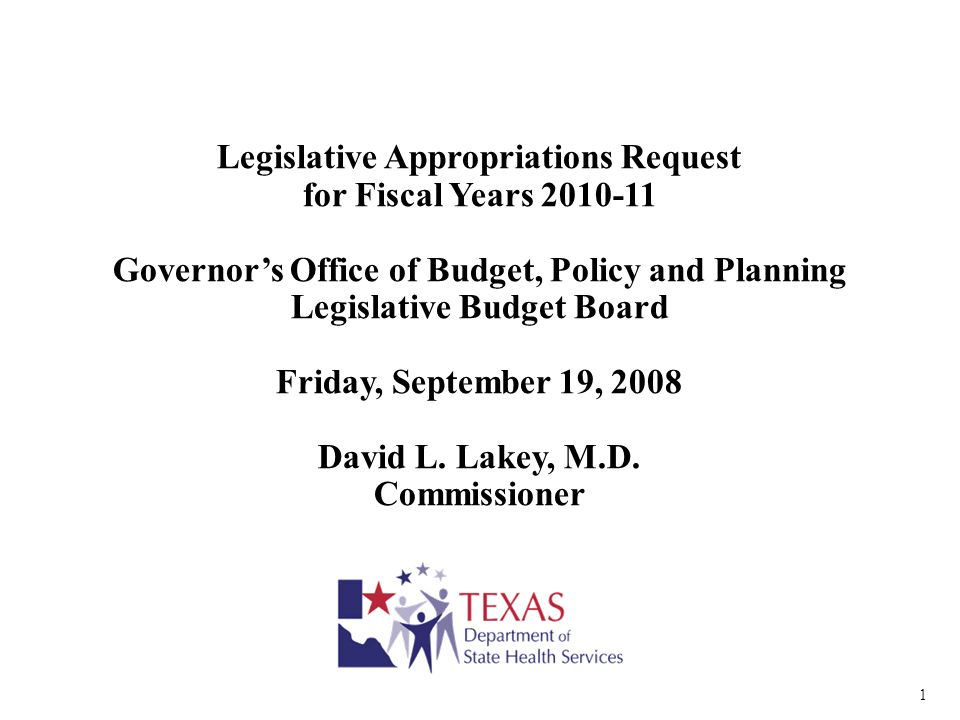 12 FY 2008-9 DSHS budget by source $5.5 billion biennial budget