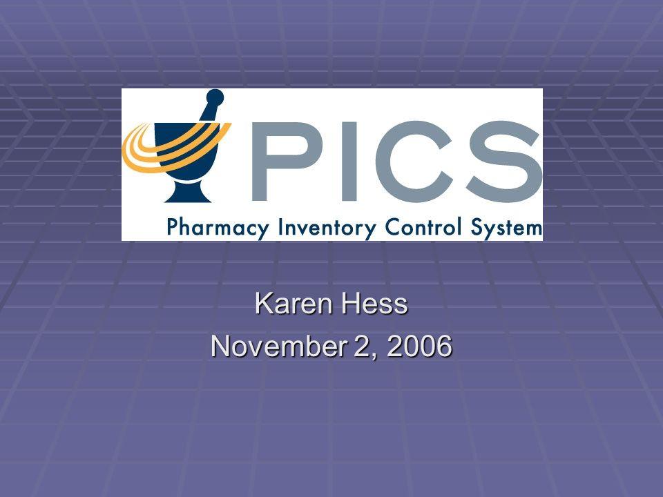 Karen Hess November 2, 2006