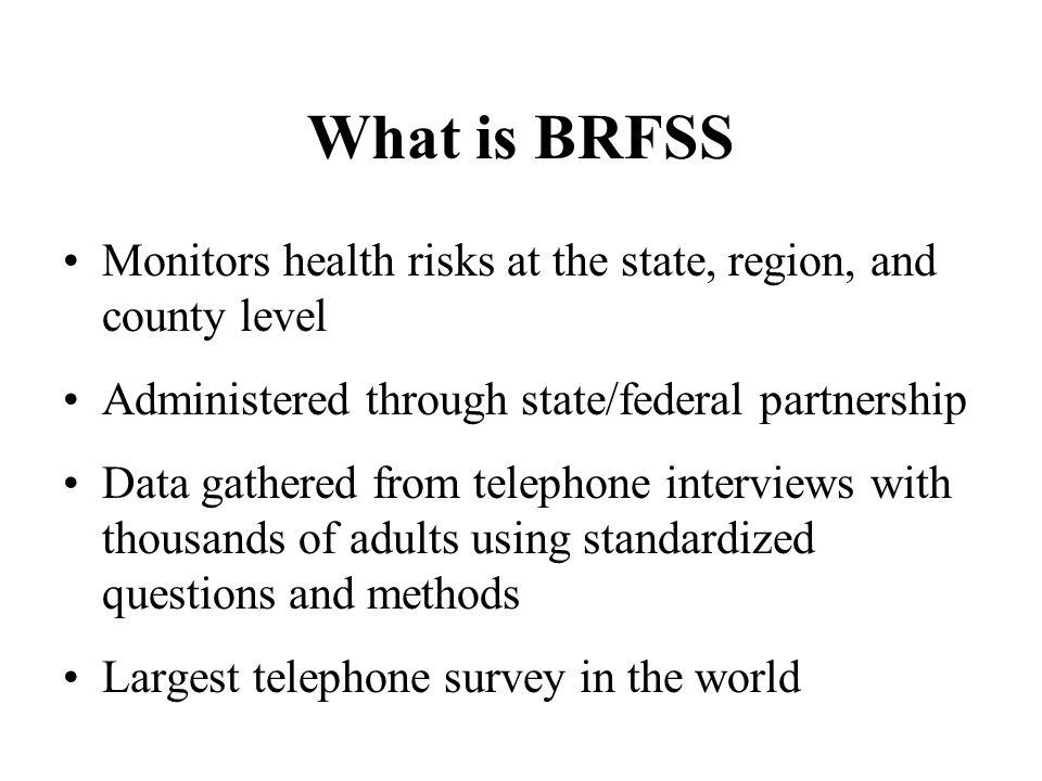 Employee Health Status & Risk Factors