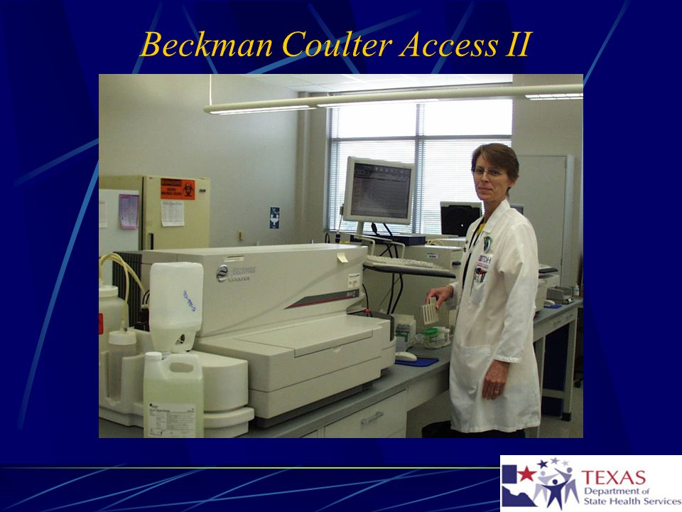Beckman Coulter Access II