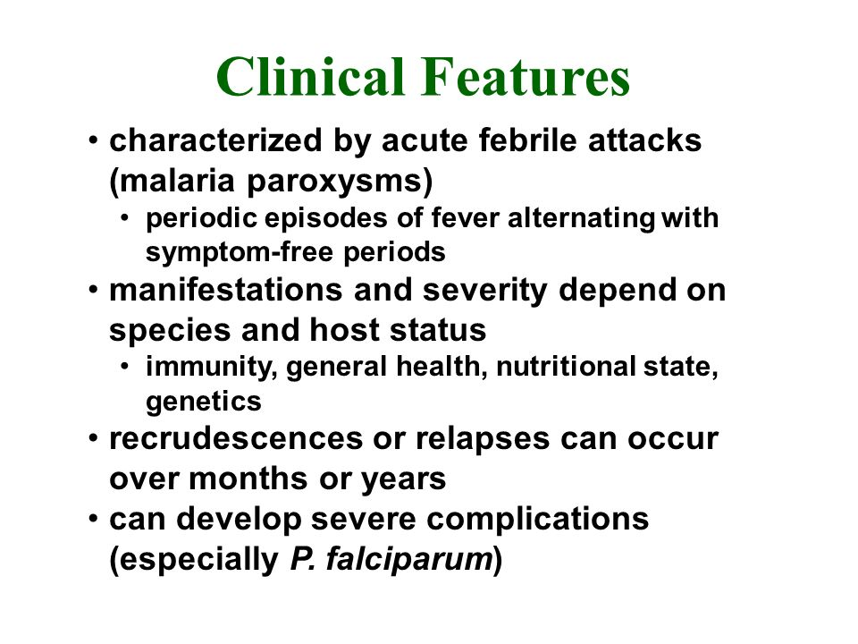 natural (sporozoites/Anopheles) blood transfusions shorter incubation period fatality risk (P.
