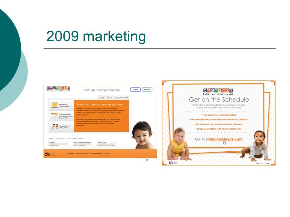 2009 marketing