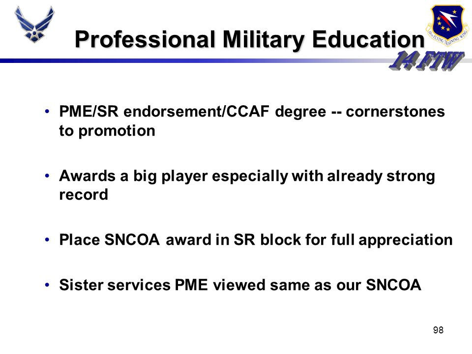 97 Personal Observations Individual Records Professional Military Education Education Performance Reports Decorations Awards Homesteading General Obse