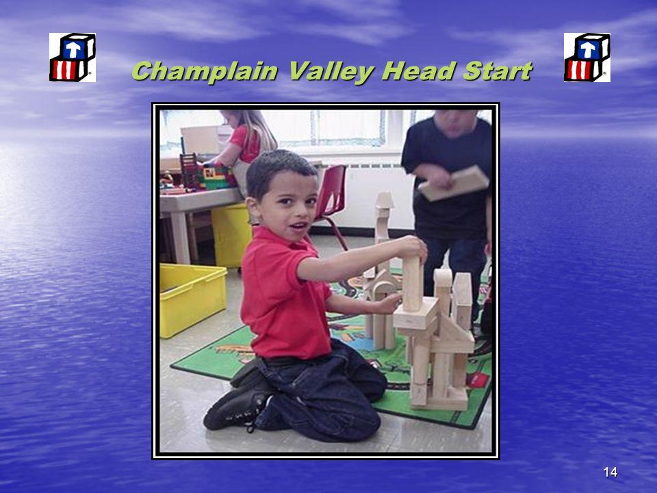 14 Champlain Valley Head Start