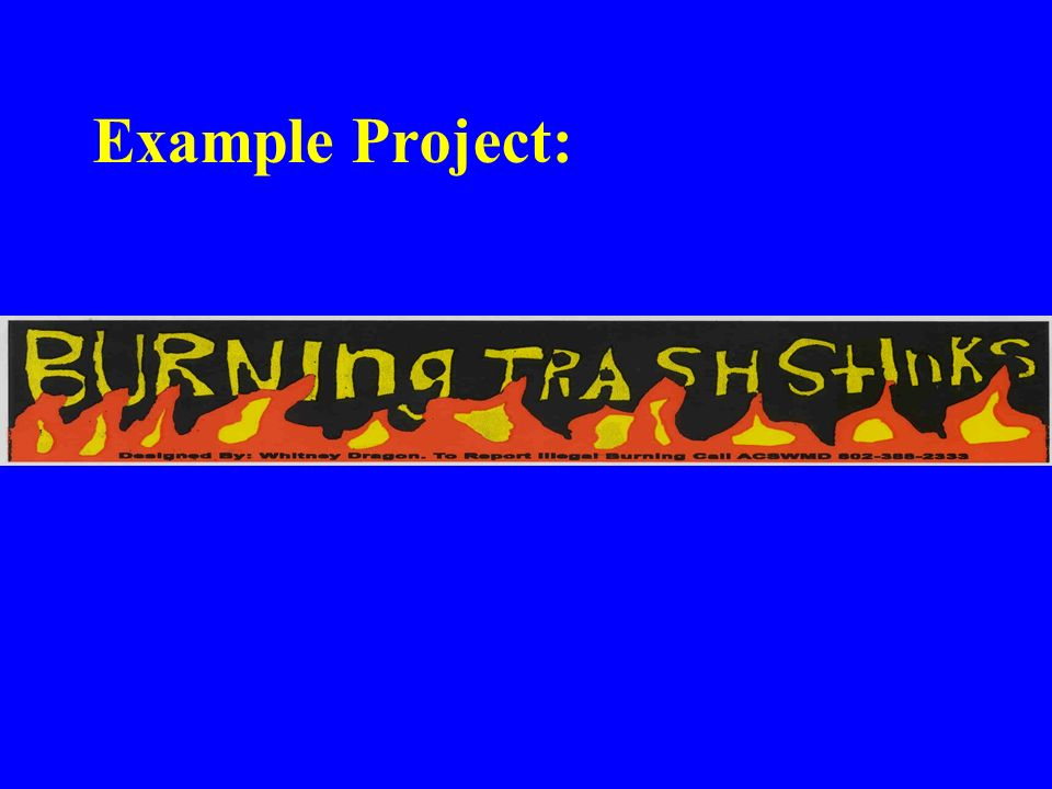 Example Project: