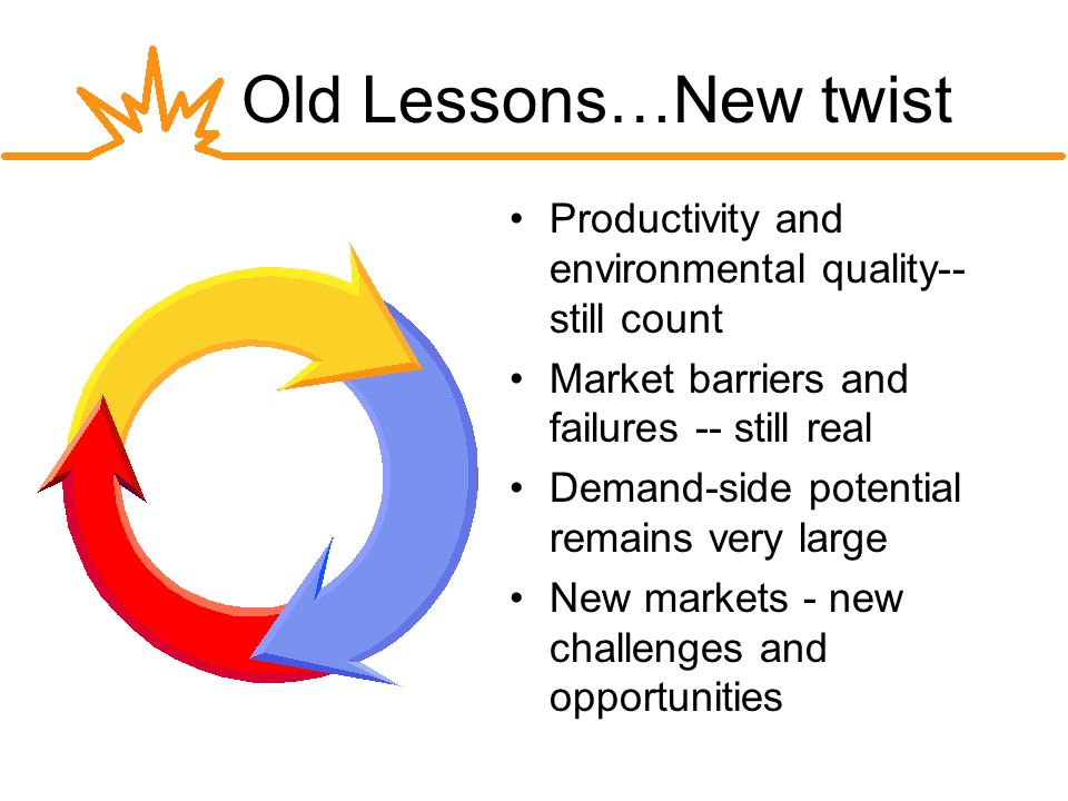 Demand Response (B) Reliability Resources Retail Loads Should Be Able to Participate in All Wholesale Markets Day-ahead ancillary services –Spinning reserves –Nonspinning reserves –Replacement reserves Real-time (intrahour) energy and congestion management Emergency load interruptions Loads should be able to set prices, not just be price takers!